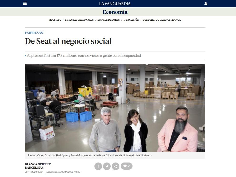 Portada Noticia La Vanguardia